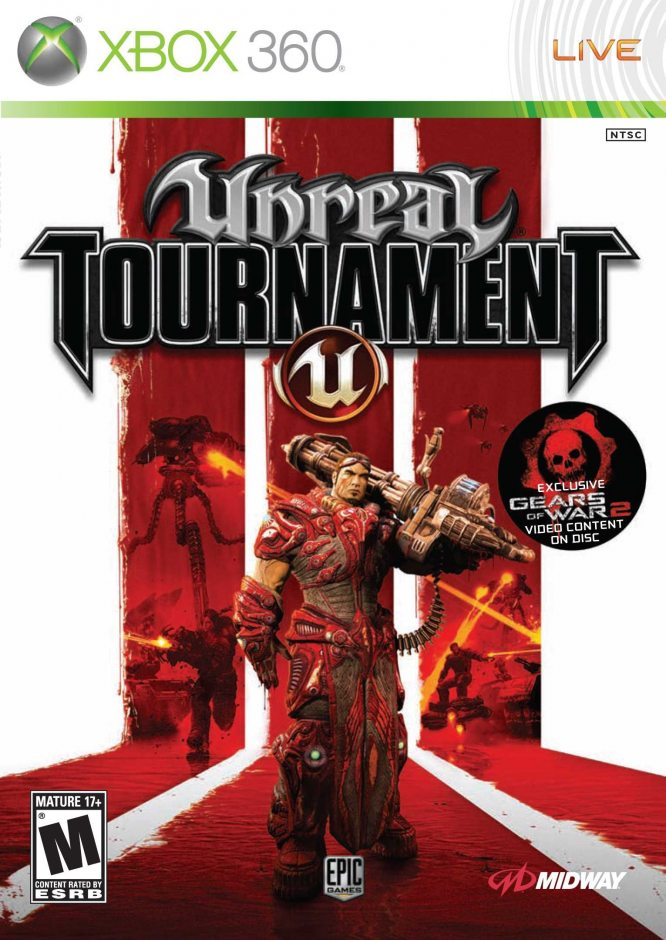Xbox 360 Unreal Tournament 3 Xbox 360