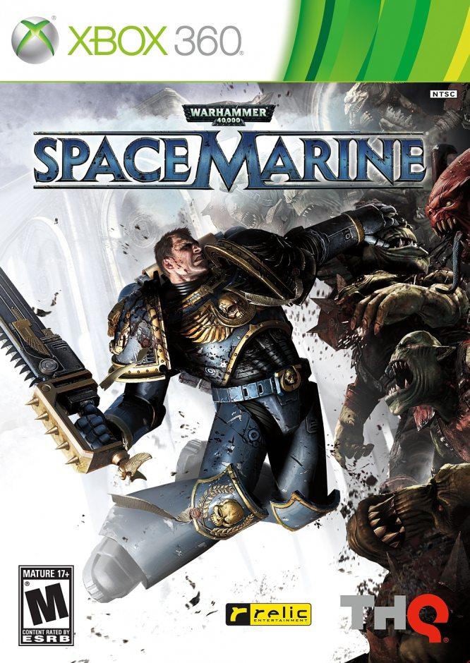 Xbox 360 Warhammer 40,000: Space Marine Xbox 360