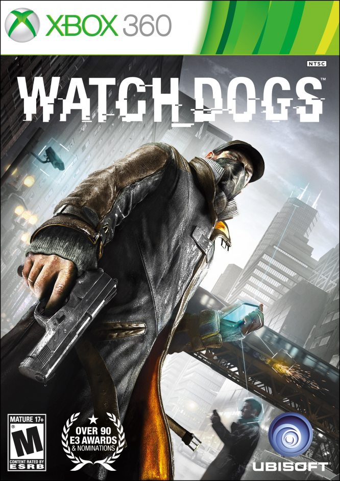 Xbox 360 Watch Dogs Xbox 360