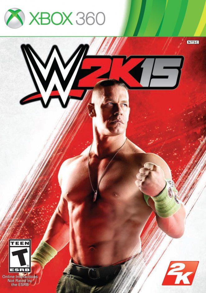 Xbox 360 WWE 2K15 Xbox 360