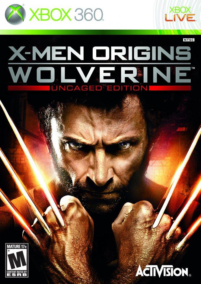 Xbox 360 X-Men Origins: Wolverine (Люди Икс: Начало. Росомаха) Xbox 360