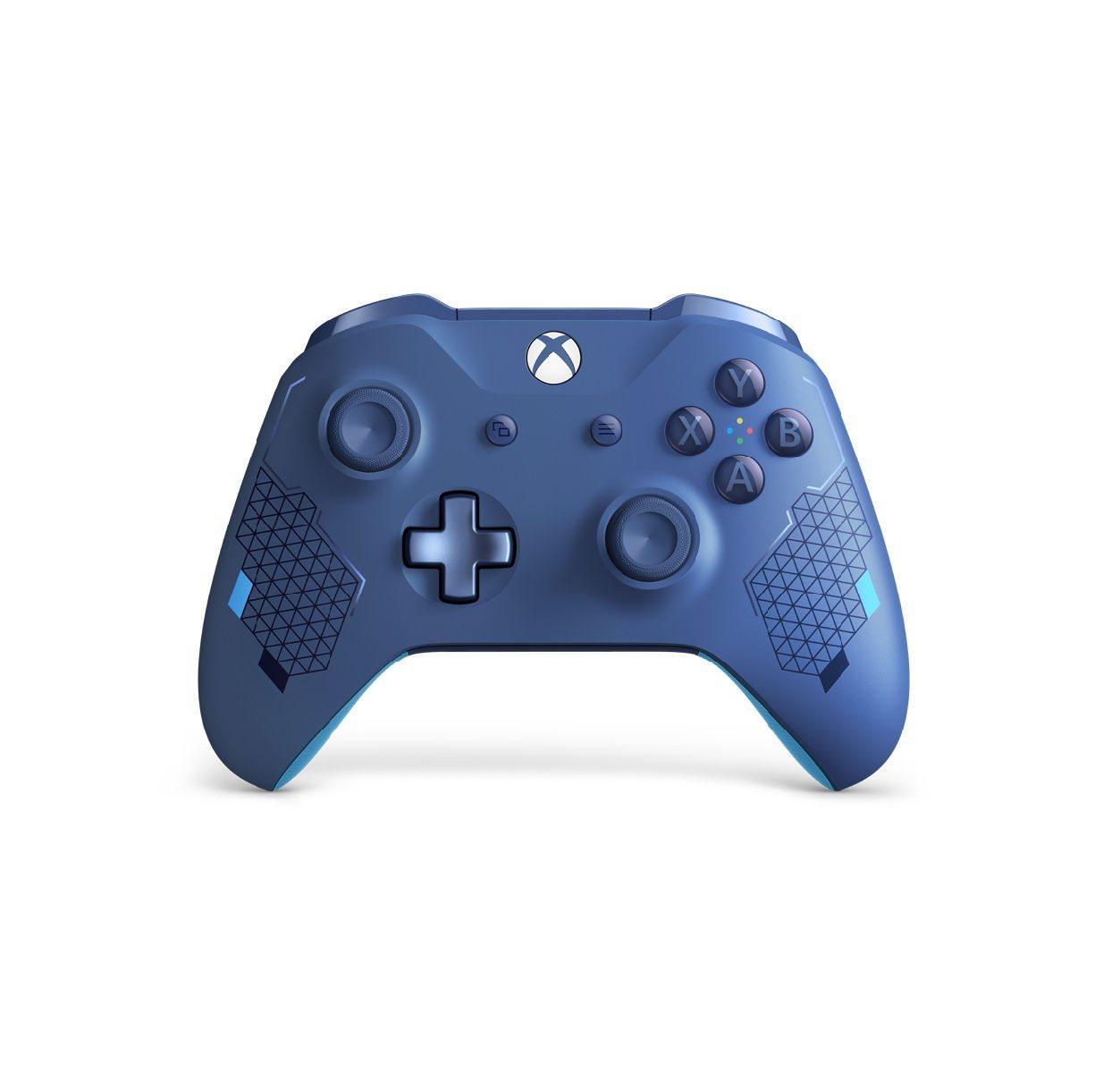 Геймпад для Xbox One (синий)