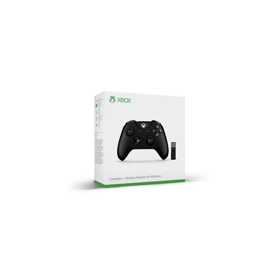 Геймпад для Xbox One c адаптером