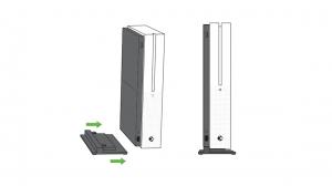 Вертикальный стенд (Xbox One S)