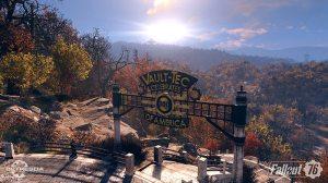 Игровая консоль Xbox One X (1TB) (белая) и игра Fallout 76