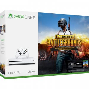 Комплект Xbox One S (1Tb) и игра Playerunknown's battlegrounds
