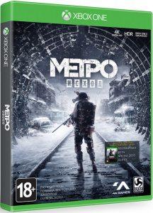Xbox One Метро: Исход. Издание первого дня