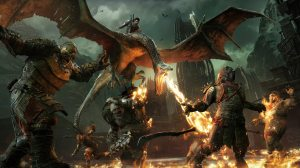 Xbox One Средиземье: Тени войны Xbox One