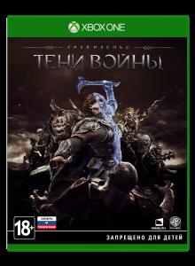 Xbox One Средиземье: Тени войны