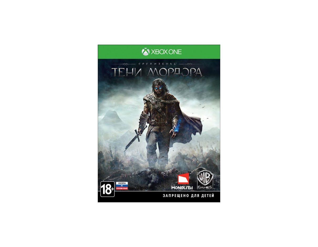 Xbox One Средиземье: Тени Мордора Xbox One