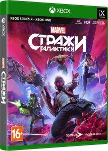 Xbox One Стражи Галактики Marvel