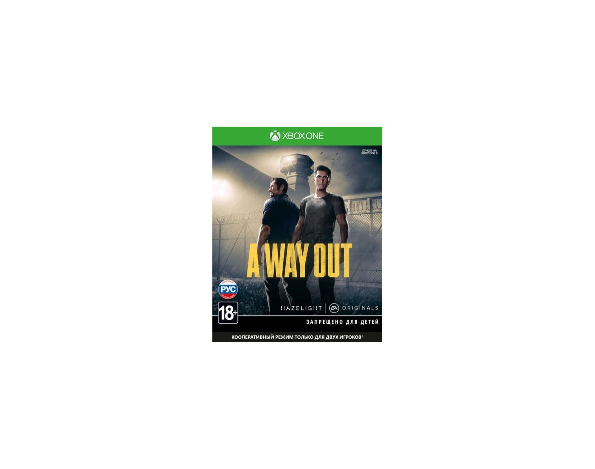 Xbox One A Way Out Xbox One