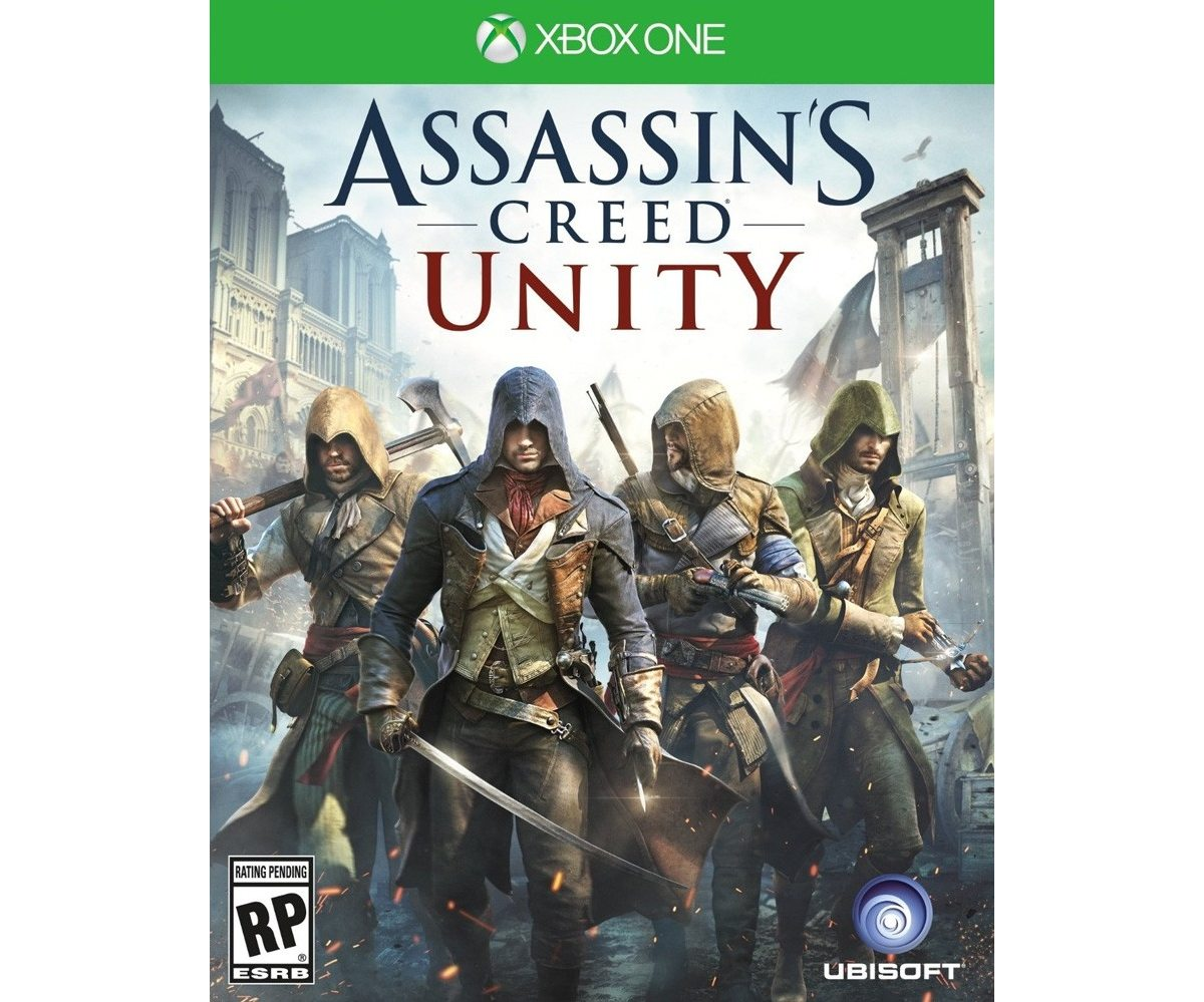 Xbox One Assassin's Creed: Единство Xbox One