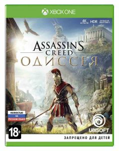 Xbox One Assassin's Creed: Одиссея