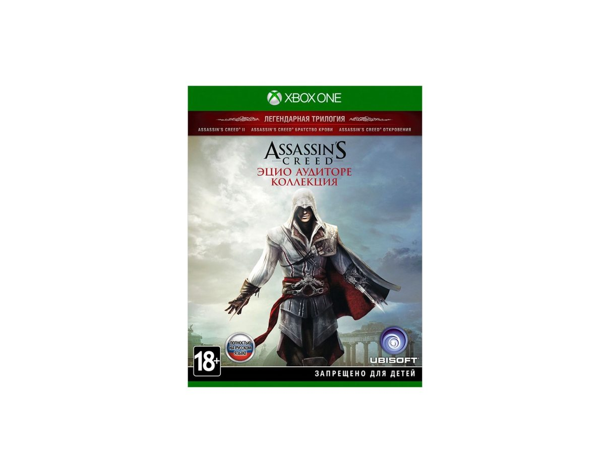 Xbox One Assassin's Creed: Эцио Аудиторе. Коллекция Xbox One