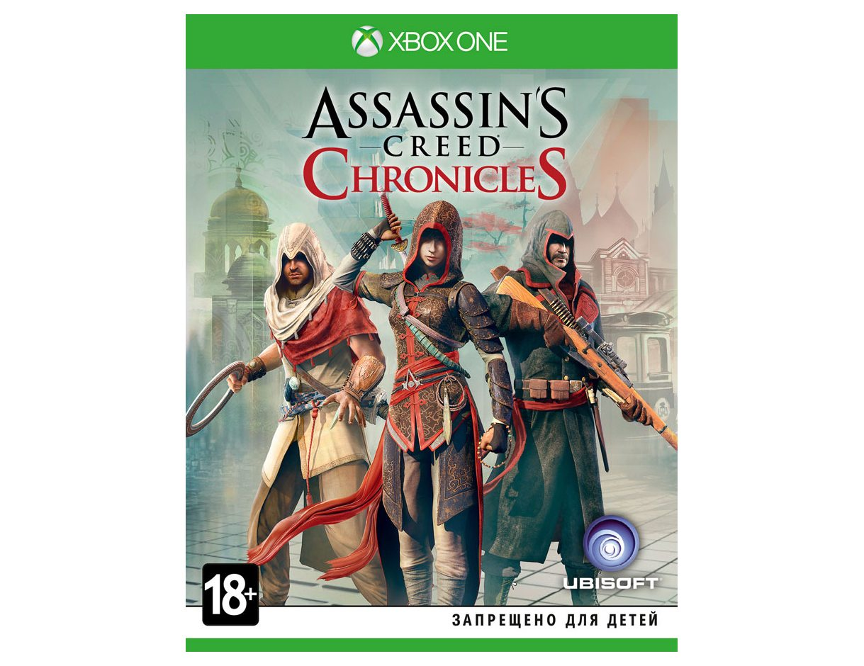 Xbox One Assassin's Creed Chronicles: Трилогия Xbox One