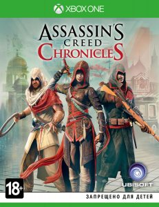 Xbox One Assassin's Creed Chronicles: Трилогия