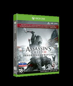Xbox One Assassin's Creed III. Обновленная версия