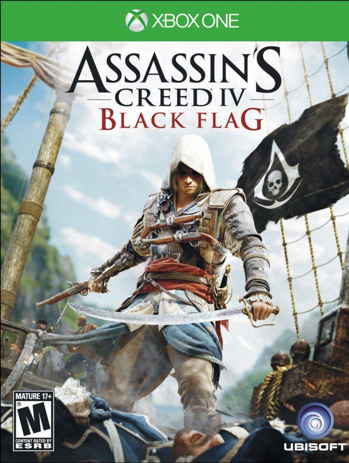 Xbox One Assassin's Creed IV: Чёрный Флаг Xbox One