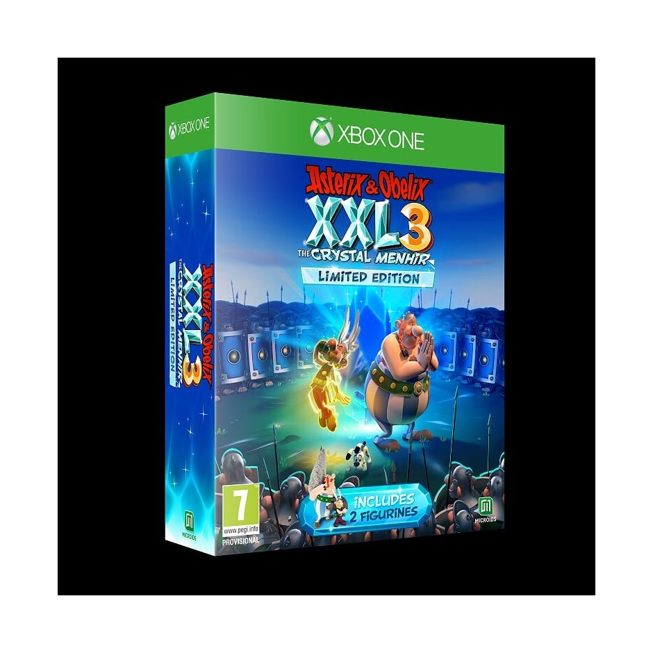 Xbox One Asterix and Obelix XXL 3 - The Crystal Menhir Limited Edition Xbox One