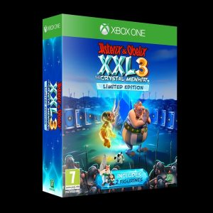 Xbox One Asterix and Obelix XXL 3 - The Crystal Menhir Limited Edition