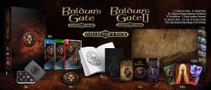 Xbox One Baldur's Gate: Enhanced Edition и Baldur's Gate II: Enhanced Edition