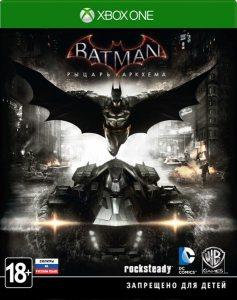 Xbox One Batman: Рыцарь Аркхема