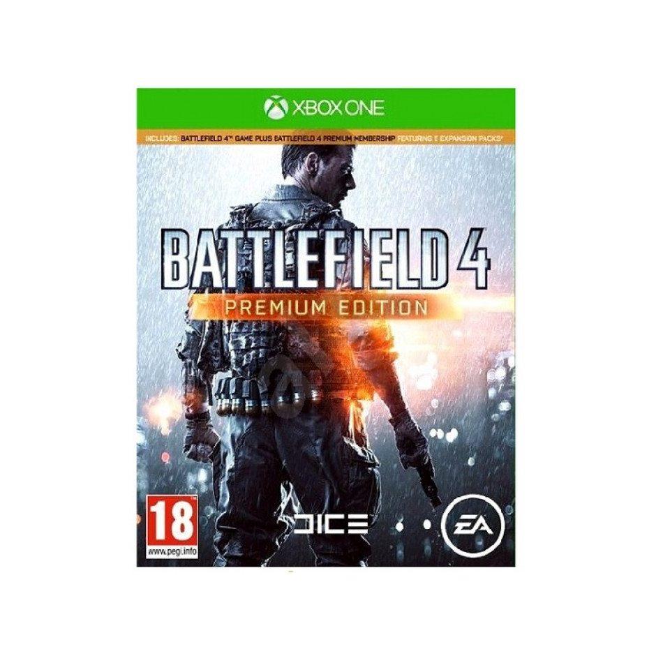Xbox One Battlefield 4. Premium Edition Xbox One