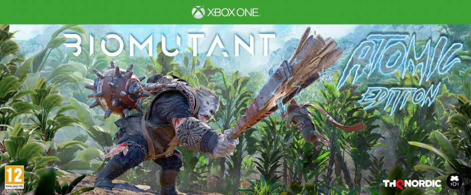 Xbox One Biomutant Atomic Edition Xbox One