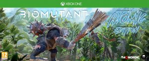 Xbox One Biomutant Atomic Edition