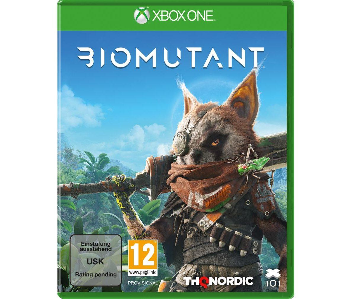 Xbox One Biomutant Xbox One