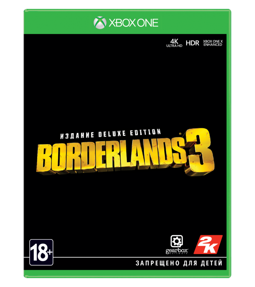 Xbox One Borderlands 3. Deluxe Edition Xbox One