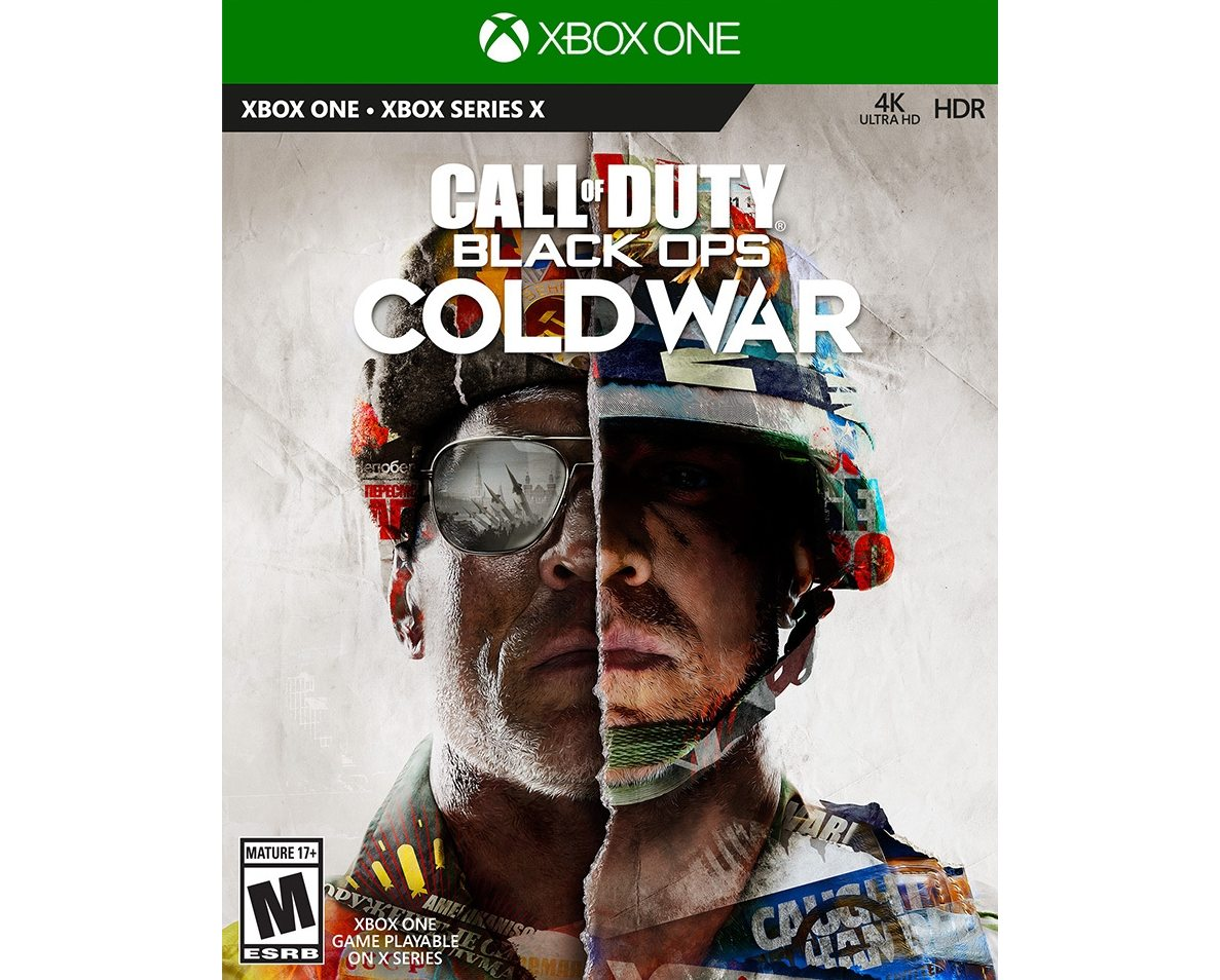Xbox One Call of Duty: Black Ops: Cold War Xbox One
