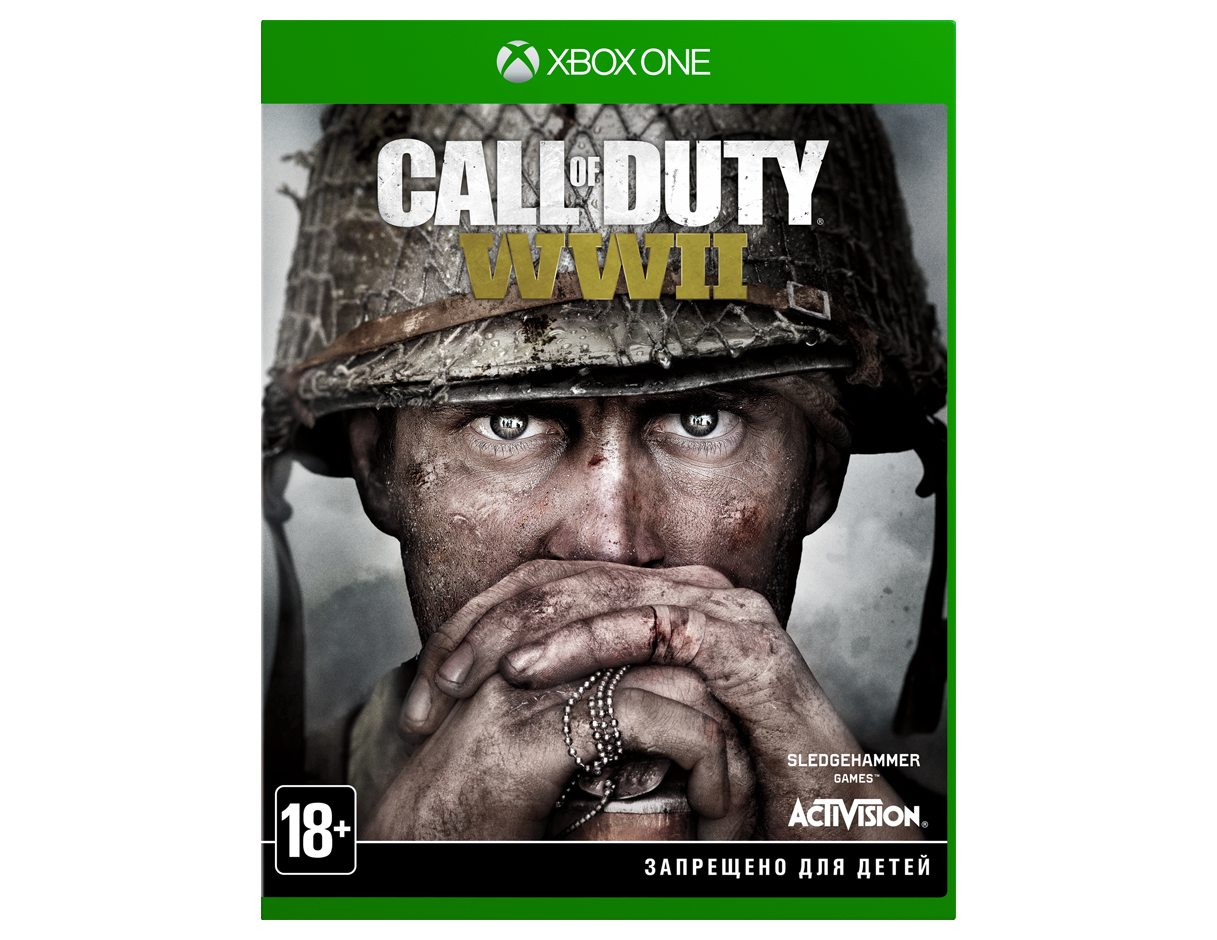 Xbox One Call of Duty: WWII Xbox One