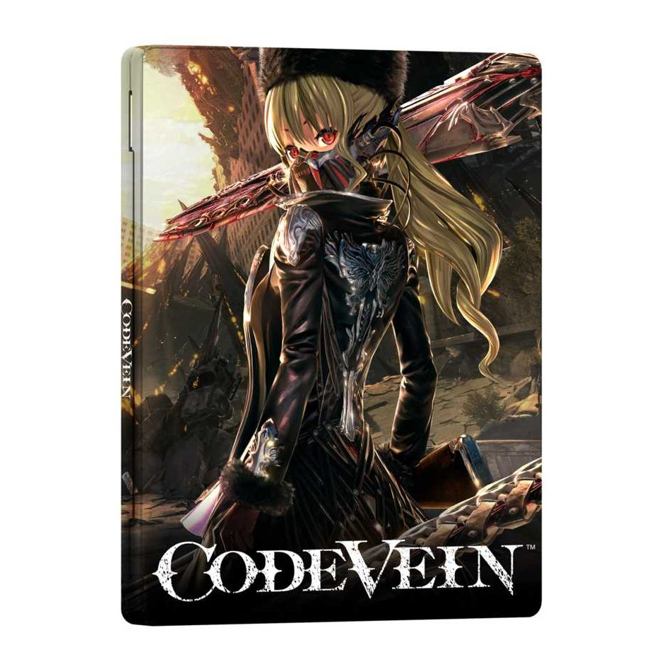 Xbox One Code Vein. Day One Edition Xbox One