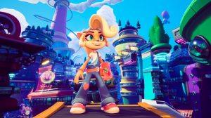 Xbox One Crash Bandicoot 4: Это Вопрос Времени Xbox One