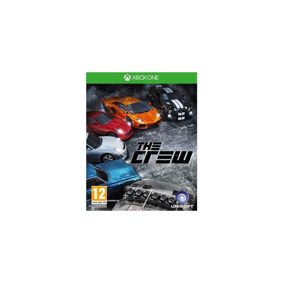 Xbox One Crew. Специальное издание Xbox One