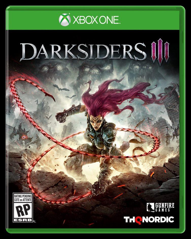 Xbox One Darksiders III Xbox One