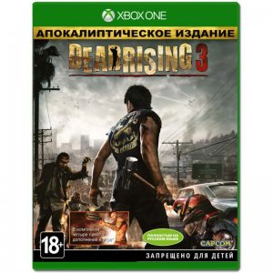 Xbox One Dead Rising 3: Apocalypse Edition
