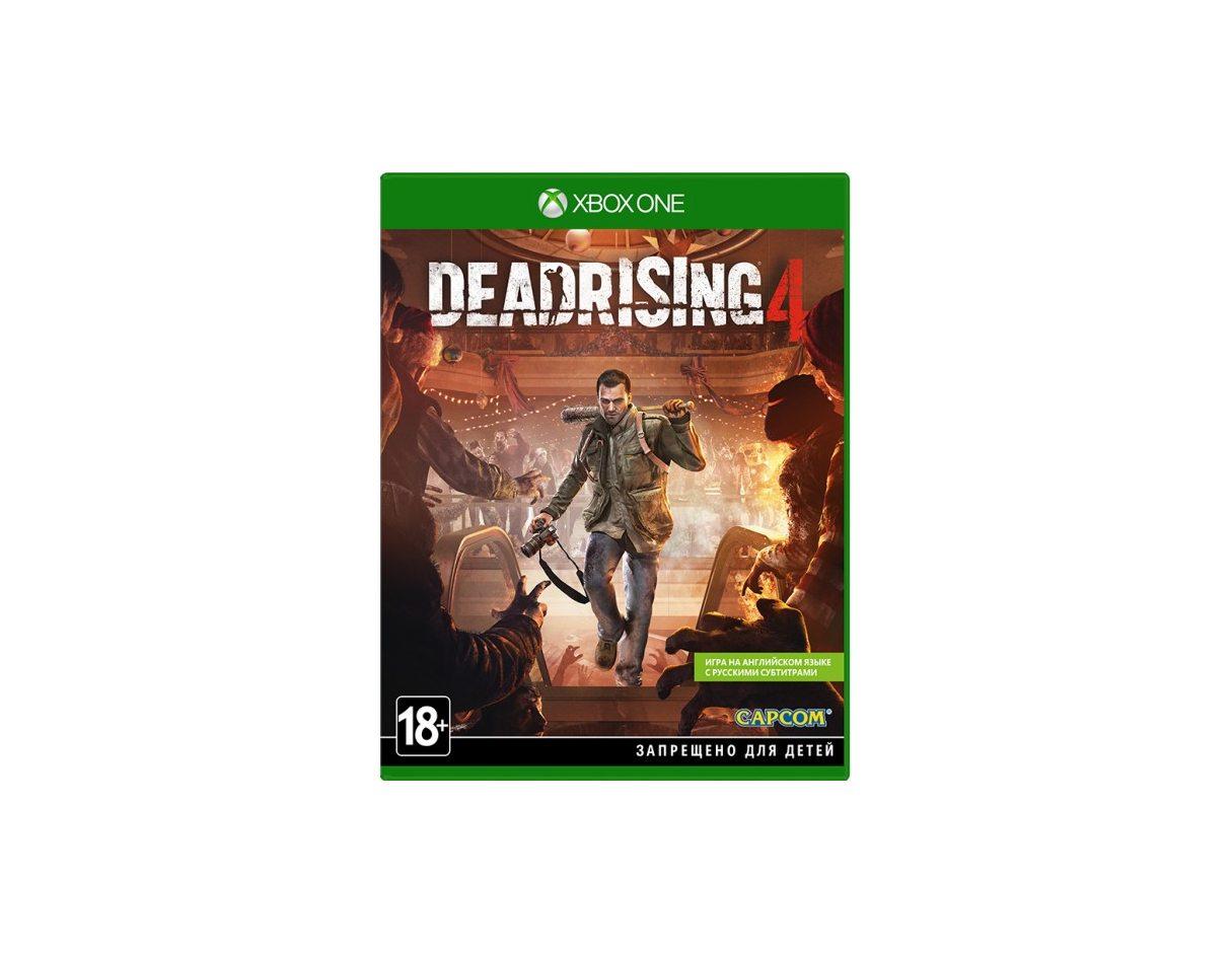 Xbox One Dead Rising 4 Xbox One