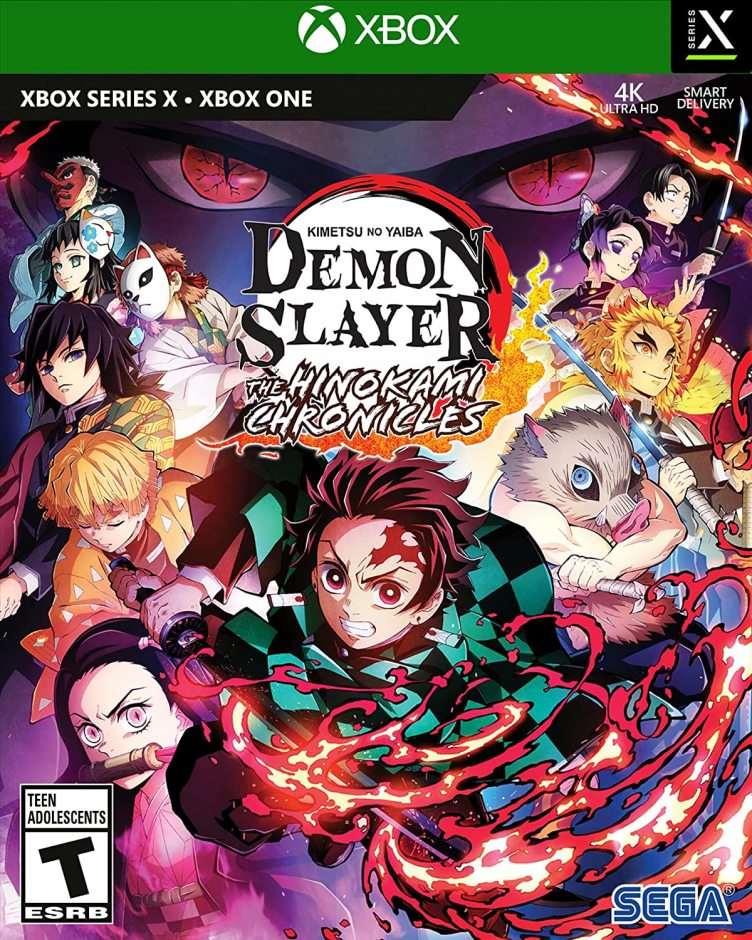 Xbox One Demon Slayer Xbox One