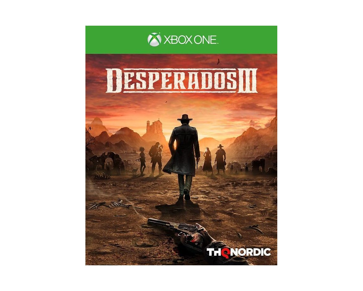 Xbox One Desperados III Xbox One