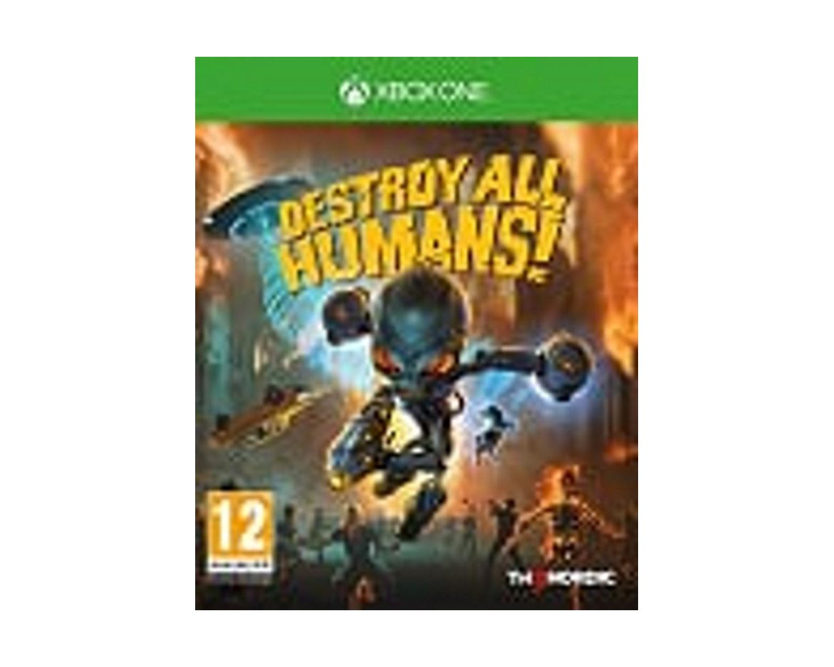 Xbox One Destroy All Humans! Xbox One