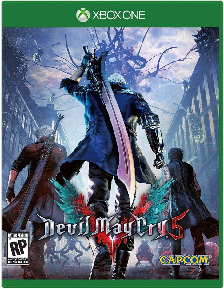 Xbox One Devil May Cry 5 Xbox One