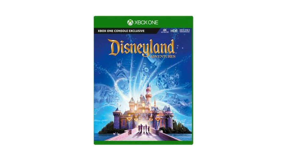 Xbox One Disneyland Adventures Xbox One