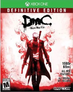 Xbox One DmC Devil May Cry: Definitive Edition