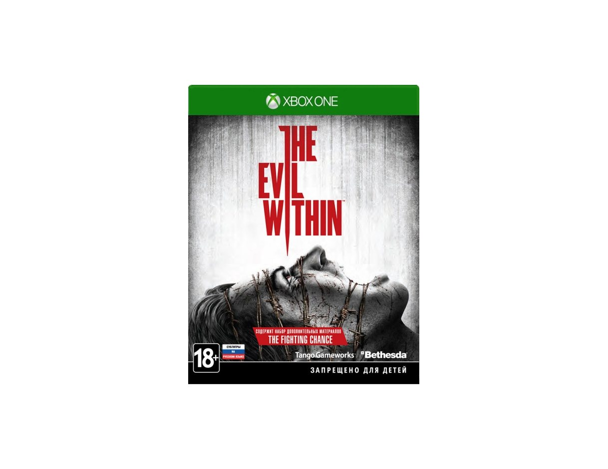Xbox One Evil Within Xbox One