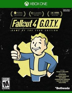 Xbox One Fallout 4. Game of the Year Edition