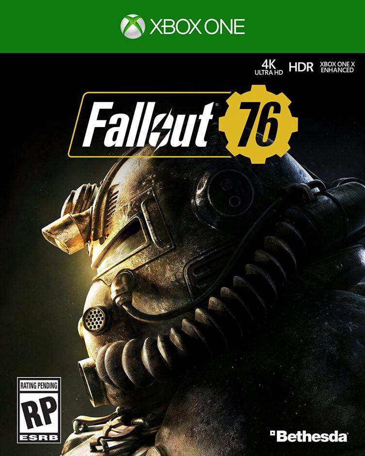 Xbox One Fallout 76 Xbox One
