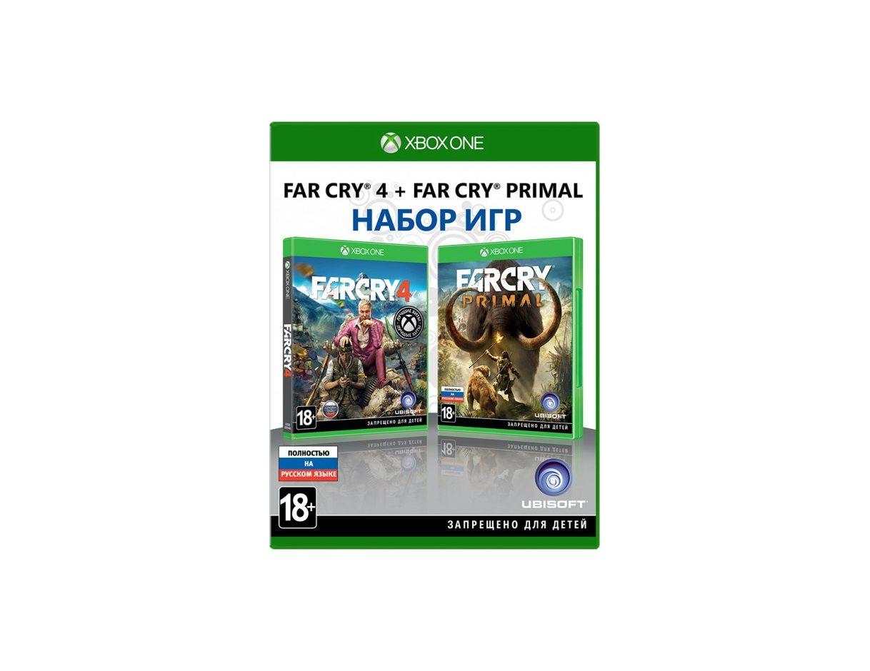 Xbox One Far Cry 4 и Far Cry Primal Xbox One